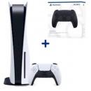 Console PS5 standard + 2ème manette Noire + 1 jeu Ubisoft