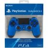 Manette PS4 Dualshock - Bleu