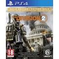 Ubisoft The Division 2 Gold éd. PS4