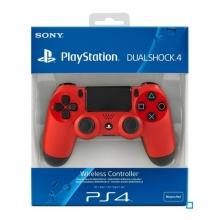 Manette PS4 Dualshock - Rouge
